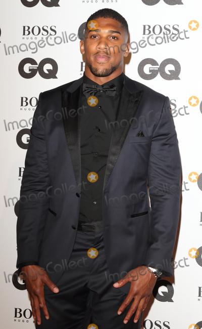 Anthony Joshua Photo - LondonUK  Anthony Joshua  at the GQ Men of the Year Awards 2016 - in association with Hugo Boss - at the  Tate Modern Bankside London 6th September 2016RefLMK73-61345-070916Keith MayhewLandmark MediaWWWLMKMEDIACOM