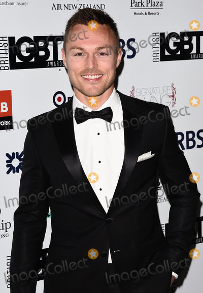 Andrew Hayden-Smith Photo - London UK   Andrew Hayden-Smith at The LGBT Awards held at The Connaught Rooms Great Queen Street London 13th May 2016 Ref LMK392-60515-140516Vivienne VincentLandmark Media WWWLMKMEDIACOM