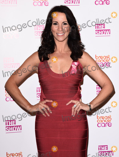 Andrea Mclean Photo - London UK Andrea McLean  at The Breast Cancer Care Fashion Show at Grosvenor House Park Lane London on Wednesday 7 October 2015Ref LMK392 -58339-081015Vivienne VincentLandmark Media WWWLMKMEDIACOM