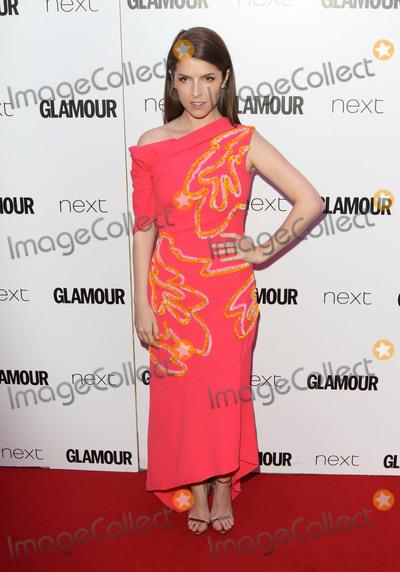 Anna Kendrick Photo - London UK Anna Kendrick at Glamour Women Of The Year Awards at Berkeley Square Gardens London on June 6th 2017Ref LMK73-J417-070617Keith MayhewLandmark Media WWWLMKMEDIACOM