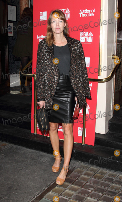 Anna Maxwell Martin Photo - London UK  Anna Maxwell-Martin at the Opening Night of Great Britain at the Theatre Royal Haymarket London 26th September 2014 RefLMK73-49640-270914Keith MayhewLandmark MediaWWWLMKMEDIACOM