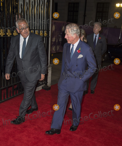 Prince Photo - London UK Prince Charles Prince of Wales  at  the Pride Of Britain Awards 2016 at the Grosvenor House Hotel on October 31 2016 in London England Ref LMK386 -61201-011016Gary MitchellLandmark Media WWWLMKMEDIACOM