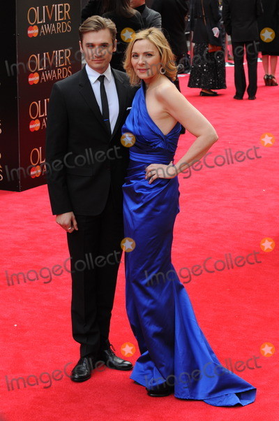 Kim Cattrall Photo - London UK Kim Cattrall at Olivier Awards 2013 at The Royal Opera House Covent Garden 28th April 2013Matt LewisLandmark Media