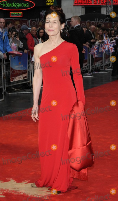 Alice Krige Photo - London UK Alice Krige at the Chariots Of Fire UK film premiere held at the Empire cinema Leicester Square 10th July 2012Can NguyenLandmark Media