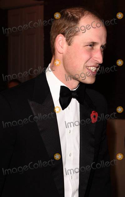 Prince William Photo - London UK HRH Prince William Duke of Cambridge at The Evening Standard Theatre Awards at The Old Vic The Cut London on Sunday 13 November 2016Ref LMK392-62745-141116Vivienne VincentLandmark Media WWWLMKMEDIACOM