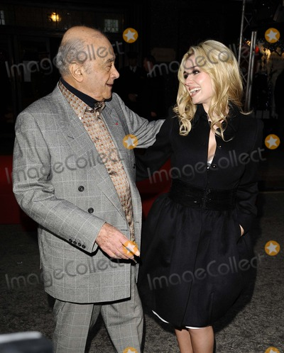Katherine Jenkins Photo - LondonUK  Classical Welsh born singer Katherine Jenkins with the owner of Harrods department store Mohamed Al-Fayed at the start of the Harrods Winter SaleJenkins was there to give the event the necessary showbiz glamour to start things off  27th December 2008Can NguyenLandmark Media