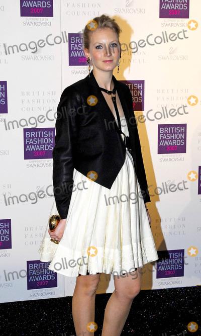 Savannah Miller Photo - London UK Savannah Miller at the British Fashion Awards held at Lawrencce Hall in Westminster27 November 2007Morgan ODonovanLandmark Media