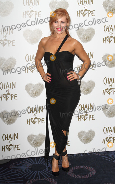 Anya Garnis Photo - London UK  220914Anya Garnis at the Chain of Hope Gala Ball held at the Grosvenor House Hotel Park LaneRef LMK73-50152-211114Keith MayhewLandmark MediaWWWLMKMEDIACOM