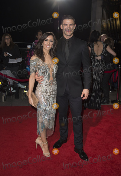 Aljaz Skorjanec Photo - London UK Janette Manrara and Aljaz Skorjanec  at  the Pride Of Britain Awards 2016 at the Grosvenor House Hotel on October 31 2016 in London England Ref LMK386 -61201-011016Gary MitchellLandmark Media WWWLMKMEDIACOM