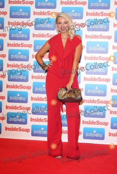 Sacha Parkinson Photo - London UK  Sacha Parkinson  at Inside Soap Awards at Gilgamesh Camden 26th September  2011Keith Mayhew  Landmark Media