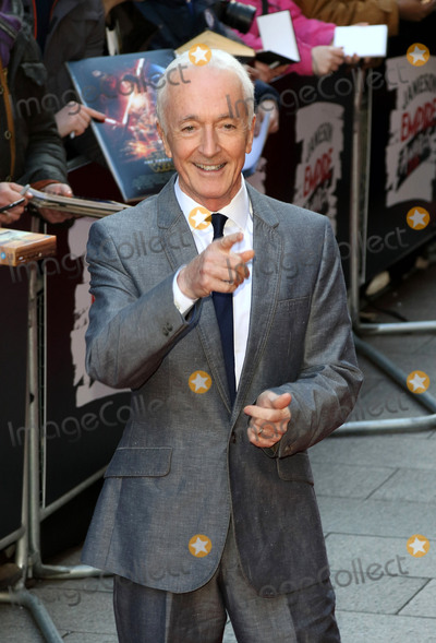 Anthony Daniels Photo - London UK Anthony Daniels at  the 21st Jameson Empire Awards 2016 Grosvenor House Hotel Park Lane London UK on Sunday 20 March 2016Ref LMK73-60099-210316Keith MayhewLandmark Media WWWLMKMEDIACOM