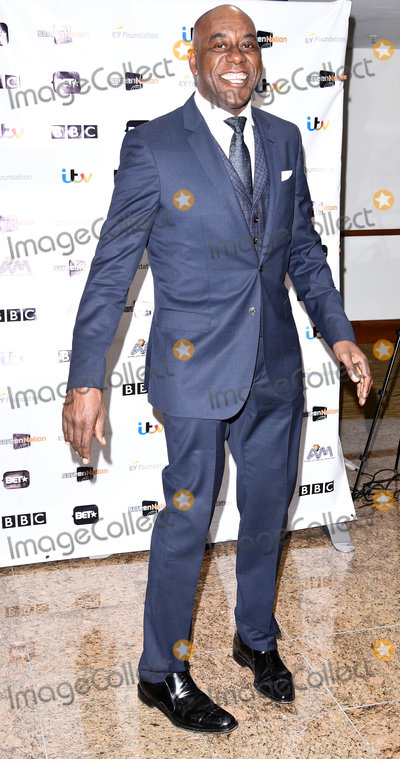 Ainsley Harriott Photo - London UK Ainsley Harriott at the Screen Nations Awards held at the Hilton Metropole Hotel Edgware Road London on Saturday 19 March 2016Ref LMK392 -46019-251113Vivienne VincentLandmark Media WWWLMKMEDIACOM