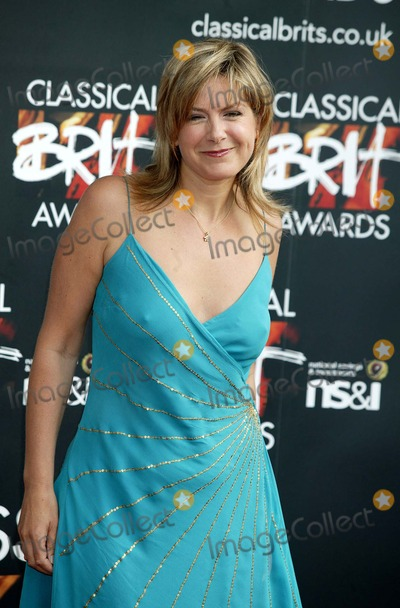 Penny Smith Photo - London Penny Smith arriving for the Classical Brit Awards at the Royal Albert HallJADE ADAMSLANDMARK MEDIA