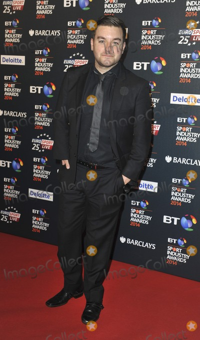 Alex Brooker Photo - London UK Alex Brooker  at the BT Sport Industry Awards at Battersea Evolution in London on May 8 2014 Ref LMK386-48413-090514Gary MitchellLandmark Media WWWLMKMEDIACOM