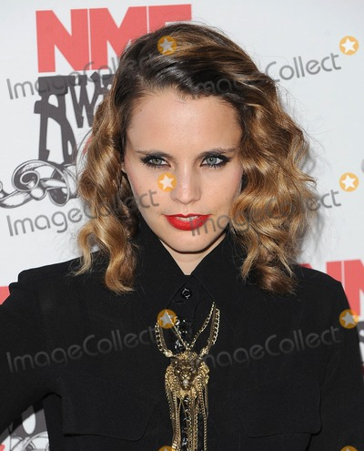 Anna Calvi Photo - London UK  Anna Calvi at the NME Awards 2012  02 Brixton AcademyLondon 29th February 2012Landmark Media