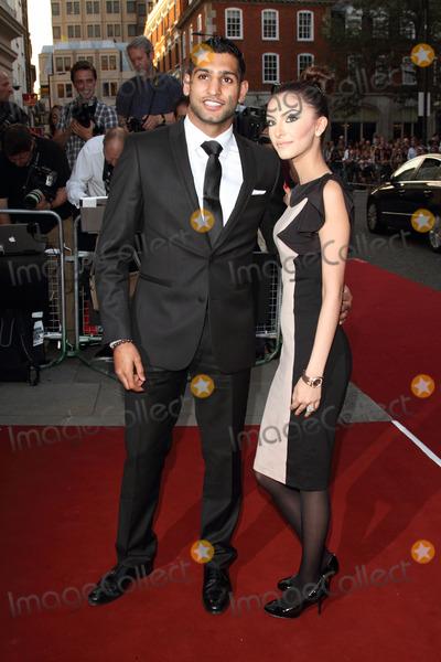 Amir Khan Photo - London UK Amir Khan and wife Faryal Makhdoom   at The GQ Men of the Year Awards at the Royal Opera House Covent Garden London 3rd  September 2013 RefLMK73-45141-040913 Keith MayhewLandmark MediaWWWLMKMEDIACOM