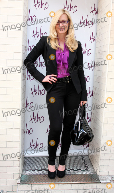 Nicky Hambleton-Jones Photo - London UK Nicky Hambleton-Jones at the Nick Ede hosts tea party to launch new Lost and Found jewellery range at Soho House London 26th May 2009Keith MayhewLandmark Media