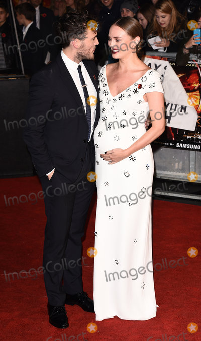 Sam Claflin Photo - LondonUK Sam Claflin and Laura Haddock  at the The Hunger Games - Mockingjay Part 2 UK Premiere of The Hunger Games - Mockingjay Part 2 at the Odeon Leicester Square 5th November 2015Ref LMK392-58073-061115Vivienne VincentLandmark Media WWWLMKMEDIACOM