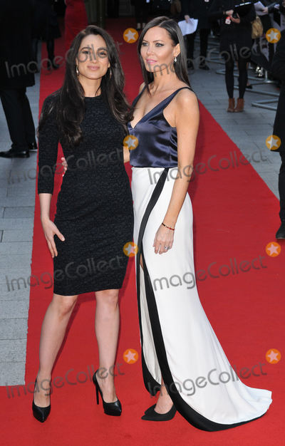 Asli Bayram Photo - London UK Asli Bayram  Linzi Stoppard at  the 21st Jameson Empire Awards 2016 Grosvenor House Hotel Park Lane London UK on Sunday 20 March 2016Ref LMK315-60098-210316Can NguyenLandmark Media WWWLMKMEDIACOM