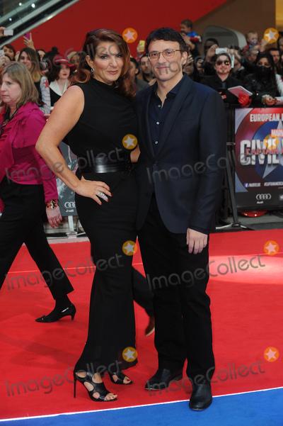 Anthony Russo Photo - London UK Anthony Russo at Captain America Civil War UK Premiere at the Vue Westfield Shopping Centre London on April 26th 2016Ref LMK200-60234-270416Landmark Media WWWLMKMEDIACOM  V