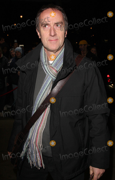 Angus Deayton Photo - LondonUK  Angus Deayton at the press night for Entertaining Mr Sloane at the Trafalgar Studios  London 30th January 2009 Keith MayhewLandmark Media