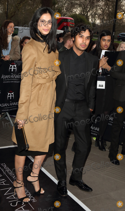 Kunal Nayyar Photo - London UK Kunal Nayyar  at the Asian Awards 2016 Grosvenor House Hotel Park Lane 8th April 2016 Ref LMK73-60215-090416Keith MayhewLandmark Media WWWLMKMEDIACOM