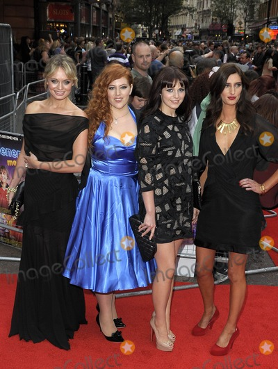 Jessica Knappett Photo - London UK (L to R) Laura Haddock Lydia Rose Bewley Tamla Kari and Jessica Knappett at the World Premiere of The Inbetweeners Movie held at Vue Leicester Square 16th August 2011SydLandmark Media