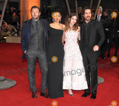 Joel Edgerton Photo - London UK Joel Edgerton Golshifteh Farahani Maria Valverde and Christian Bale  at the World Premiere of Exodus Gods And Kings at the Odeon Leicester Square London on December 3rd 2014Ref LMK73-50206-041411Keith MayhewLandmark Media WWWLMKMEDIACOM