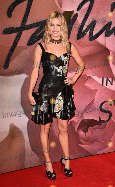Annabelle Wallis Photo - London UKAnnabelle Wallis at The Fashion Awards held at The Royal Albert Hall South Kensington London on Monday 5 December 2016Ref LMK392-61340-061216Vivienne VincentLandmark Media WWWLMKMEDIACOM