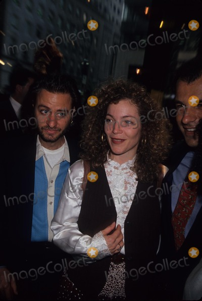 Amy Irving Photo - Amy Irving Fisher Stevens S Ferragamo Opens New Flagship Store 1994 L8764jbb Photo by John Barrett-Globe Photos Inc
