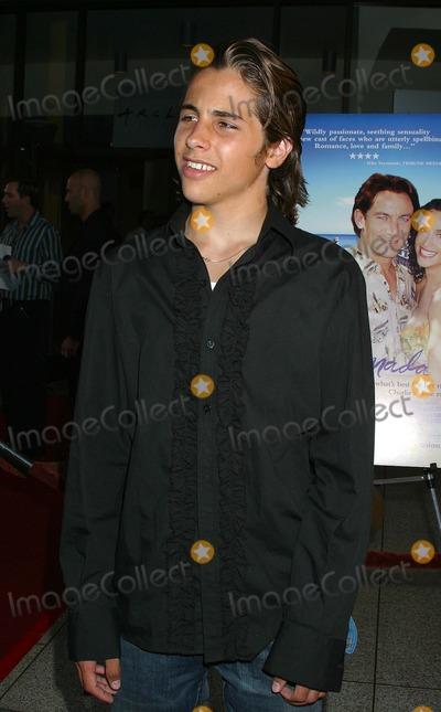 Pablo Santos Photo - - Passionada - Los Angeles Premiiere - Cinerama Dome - Arclight Cinemas Hollywood CA - 08142003 - Photo Clinton H Wallace  Ipol  Globe Photo Inc 2003 - Pablo Santos