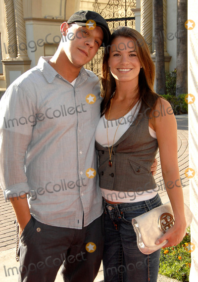 Melissa Claire Egan and theo rossi