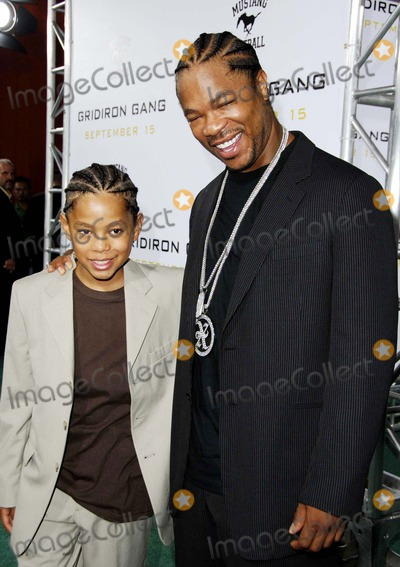 Alvin Joiner Photo - Alvin Xzibit Joiner and His Son Tray During the Premiere of the New Movie From Columbia Pictures Gridiron Gang Held at Graumans Chinese Theatre on September 5 2006 in Los Angeles Photo Michael Germana-Globe Photosinc