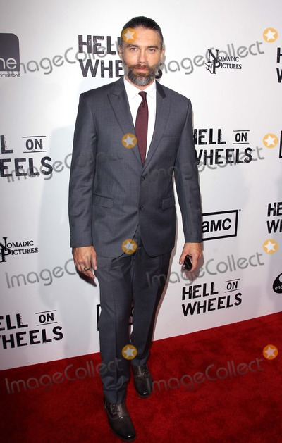 Anson Mount Photo - Anson Mount attends Hell on Wheels Season 2 Premiere on 30th July 2012 at the Paley Center For Medialos Angelescausaphoto TleopoldGlobephotos