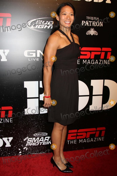 Julie Chu Photo - Espn the Magazine Presents 3rd Annual Body Party Highline Stages NYC October 6 2011 Photos by Sonia Moskowitz Globe Photos Inc 2011 Julie Chu