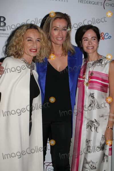 Ann Dexter Photo - Anne Dexter-jonesfrederique Van Der Walallison Sarofilm Frederique Launches Her Life Style and Flower Brand at Gallow Green Rooftop 9-29-