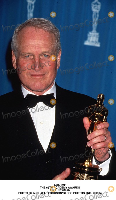 Paul Newman Photo - the 66th Academy Awards Paul Newman Photo by Michael FergusonGlobe Photos Inc