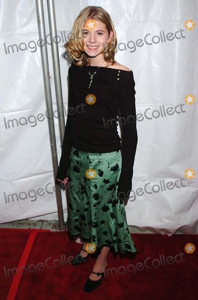 Hannah Pilkes Photo - New York Premiere of  the Woodsman  at the Skirball Center in New York City 12-15-2004 Photo Byjohn Krondes-Globe Photos Inc 2004 Hannah Pilkes