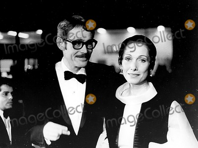 Peter O Toole Photo - Peter Otoole and His Wife Sian Phillips Art ZelinGlobe Photos Inc Peterotooleretro