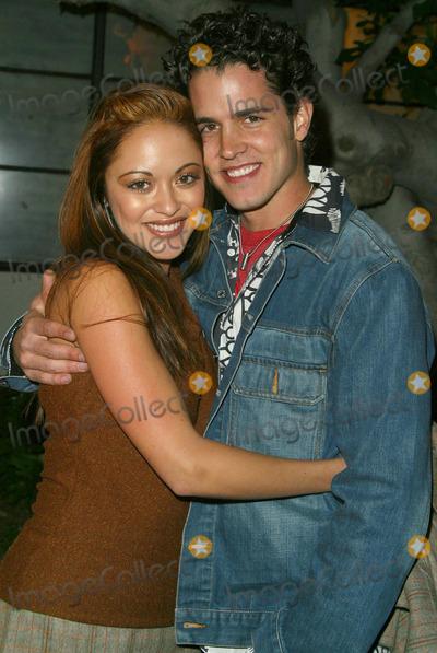 Nathan Lavezoli Photo - Marisa Ramirez and Nathan Lavezoli - Fur Free Party - Smashbox Studios Los Angeles CA - April 2 2003 - Photo by Nina PrommerGlobe Photos Inc2003