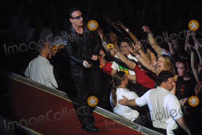 U 2 Photo -  U-2 Concert at the Continental Arena in New Jersey 062101 Photo by John BarrettGlobe Photos Inc 2001 (D)