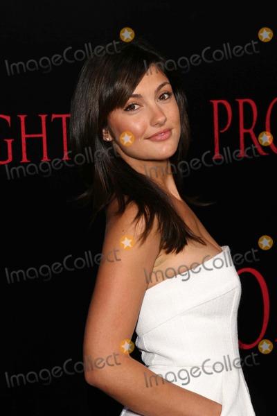 Minka Photo - World Premiere of Prom Night Egyptian Theater Hollywood CA 04-09-2008 Photo by Scott Kirkland-Globe Photos Inc2008 Image Minka Kelly