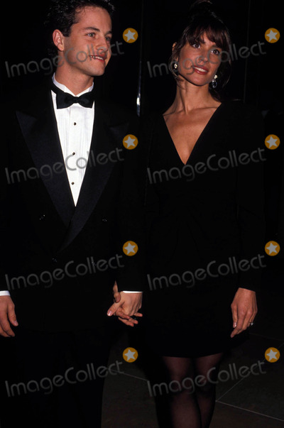 Kirk Cameron Photo - Kirk Cameron and Chelsea Noble 011991 Photo by Phil RoachipolGlobe Photos