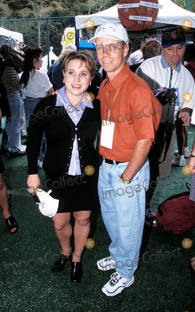 Scott Hamilton Photo - a Time For Heroes Los Angeles CA 06-07-1998 Scott Hamilton and Kerri Strug Photo by Nina Prommer-Globe Photos Scotthamiltonretro