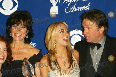 Kaley Cuoco and john ritter