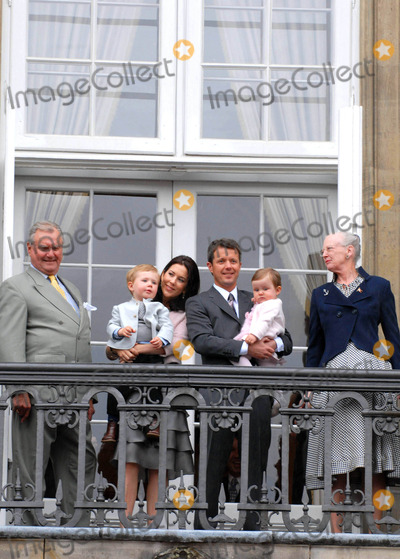Crown Prince Frederik of Denmark Photo - K58511Crown Prince Frederik Of Denmark 40th Birthday-Amalienborg Palace Copenhagen Denmark 05-26-2008Photo by Ricardo Ramirez-Richfoto-Globe Photos incKING HENRIK  PRINCE FREDERICK PRINCESS MARY PRINCE CHRISTIAN AND PRINCESS ISABELLA QUEEN MARGRETHE OF DENMARK
