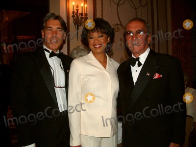Janice Huff Photo - 58th Aniversary Ball of the Year Benefits Boys Towns of Italy Inc Held at the Waldorf Astoria Hotel in the Grand Ballroom New York City 04042003 Photo Mitchell Levy Globe Photos Inc 2003 Edward Micone Janice Huff and Edward Charles