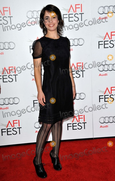Andrea Portal Photo - Andrea Portal attending the 2012 Afi Fest Center Piece Gala with Life of Pi Screening and Los Angeles Times Young Hollywood Panel Held at the Graumans Chinese Theatre in Hollywood California on November 2 2012 Photo by D Long- Globe Photos Inc