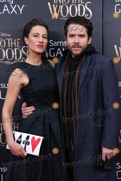Christiane Campbell Photo - The World Premiere of Into the Woods the Ziegfeld Theater NYC December 8 2014 Photos by Sonia Moskowitz Globe Photos Inc 2014 America Olivo Christian Campbell