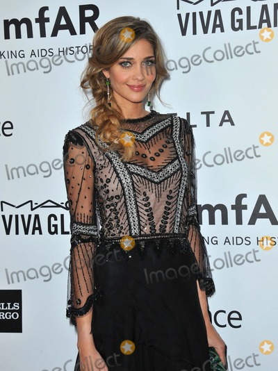Ana Beatriz Barros Photo - Ana Beatriz Barros attending the 2013 Amfar Inspiration Gala Held at Milk Studios in Los Angeles California on December 12 2013 Photo by D Long- Globe Photos Inc